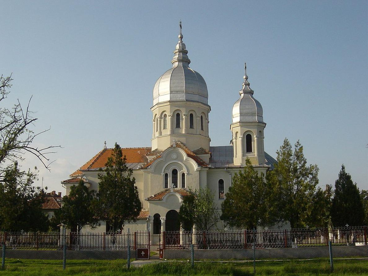 Biserica Ortodoxă din comuna Avram Iancu Bihor
