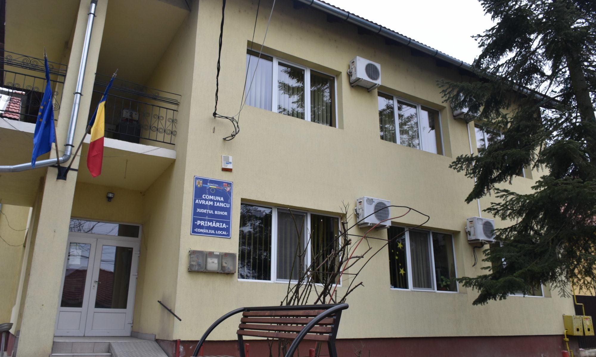 Primăria comuniei Avram Iancu - jud. Bihor